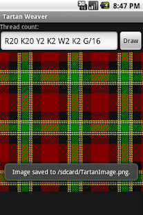 Tartan Weaver- screenshot thumbnail