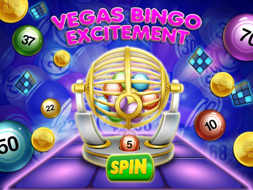 slot machine bingo