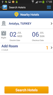 Aerobilet - Flights, hotels - screenshot thumbnail