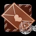 チョコレート テーマ for DECOCUTE logo