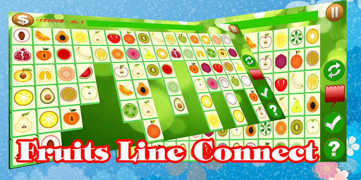 Fruits Line Connect