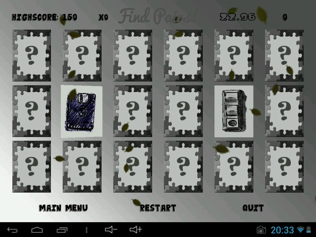 Memory Game Plus: Match Items- screenshot
