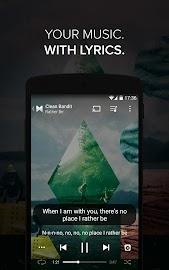Musixmatch -  Lyrics & Music Screenshot 30