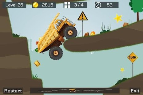 Big Truck- screenshot thumbnail
