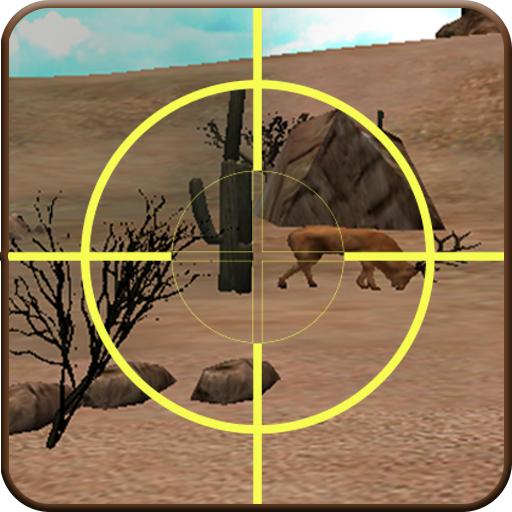Deer Hunting in Desert