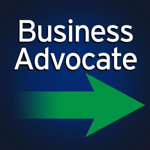 Business Advocate LOGO-APP點子