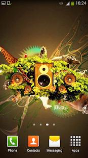 DJ Živé Tapety - náhled