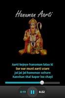 Screenshot of Hanuman Aarti - Audio & Lyrics