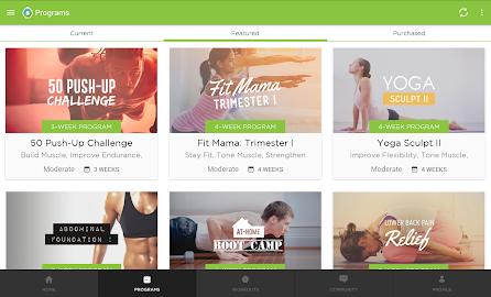 Workout Trainer Screenshot 2