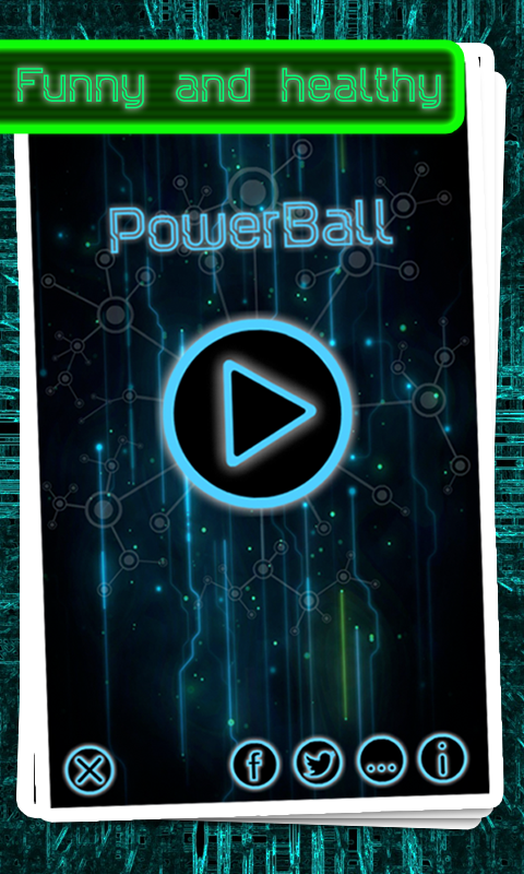 PowerBall - Fitness and Health - screenshot