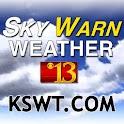 KSWT Wx logo