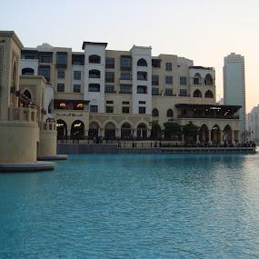 Souq al bahar by Shelina Khimji - City,  Street & Park  Markets & Shops ( dubai, souqs, fountain, shopping,  )