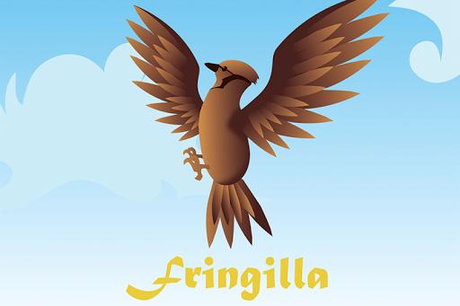 Fringilla - 井字脚趾
