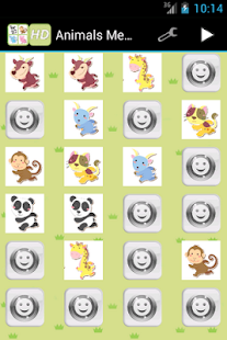 Animals Memory for Kids - screenshot thumbnail
