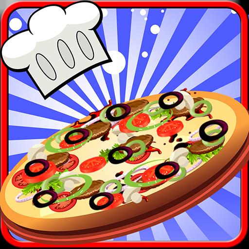 休闲のピザメーカー - 調理発熱 LOGO-記事Game