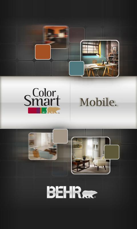 Colorsmart by behr mobile android apps on google play for Paint color matching app
