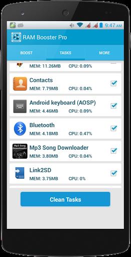 【免費工具App】RAM Booster Pro-APP點子