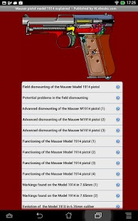 Mauser pistol M1914 explained- screenshot thumbnail