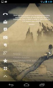 Minimal Any.do Widget - screenshot thumbnail
