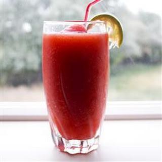 Strawberry Limeade.