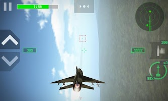Screenshot of Strike Fighters Israel