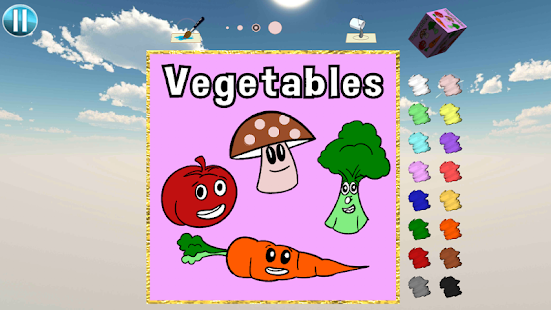ABC Coloring Town - screenshot thumbnail