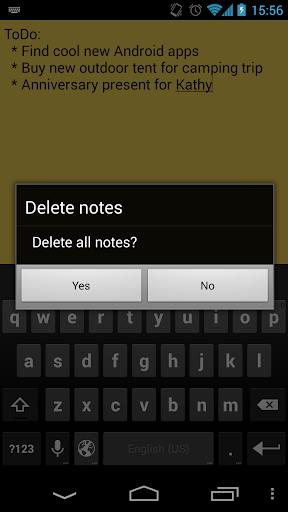 【免費生產應用App】Notes for free-APP點子