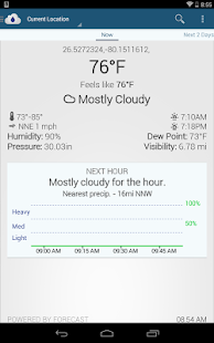 Arcus Weather Screenshot 14