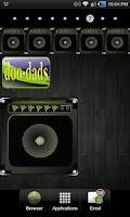 Screenshot of Guitar Amp doo-dad