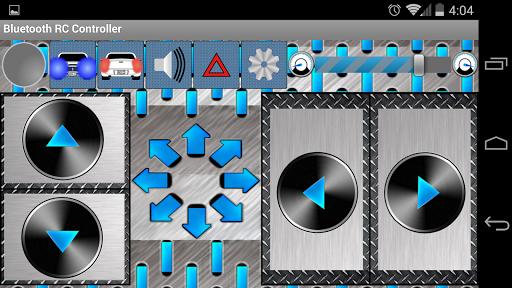 Arduino Bluetooth RC Car 1.7 screenshots 4