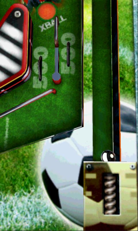 Kick Off Pinball - screenshot