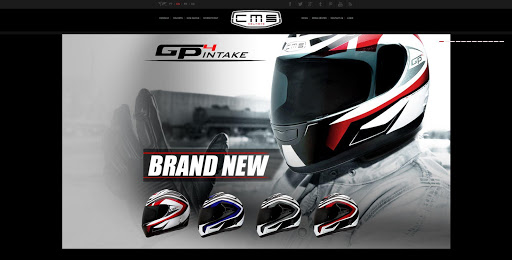 CMS Helmets 2015 collection