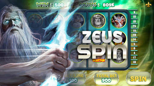 玩免費博奕APP|下載Ancient Zeus Slots app不用錢|硬是要APP