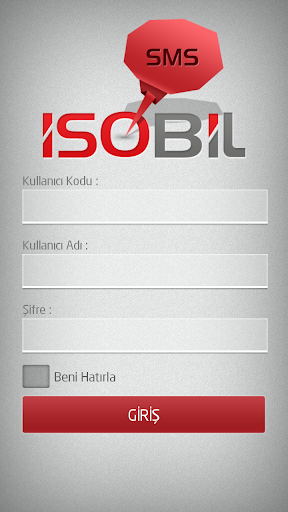 İSOBİL SMS