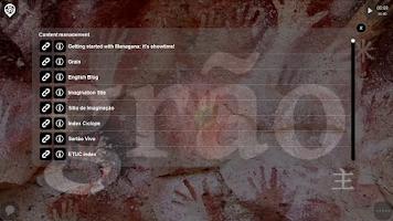 Screenshot of Managana