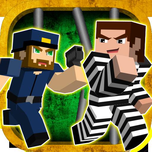 警察VS強盜:越獄2 LOGO-APP點子