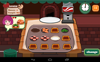 Screenshot of PaPa's Dining Car