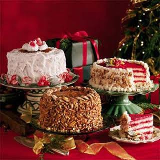 Praline Cream Cake.