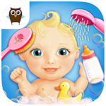 Sweet Baby Girl Daycare & Bath 1.1.8 Apk