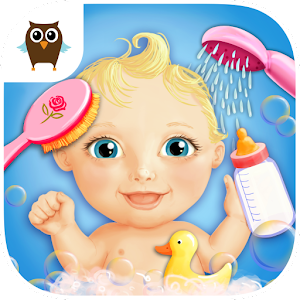 Sweet Baby Girl Daycare & Bath for PC and MAC