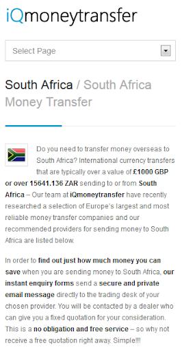 Rand Transfer