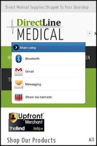 Direct Line Medical Supply screenshot 1