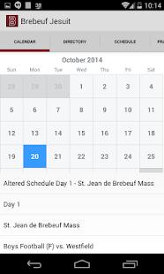 Brebeuf Jesuit Prep School - náhled