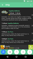 Screenshot of TV Listings - Ireland