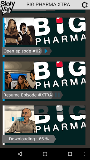Big Pharma : StoryVary