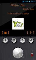 Screenshot of radia.sk