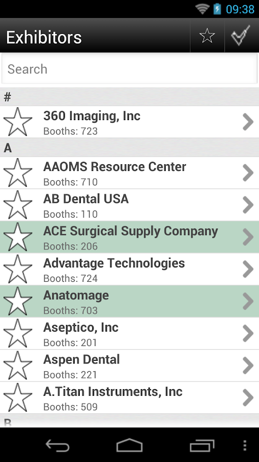 AAOMS 2013 Dental Implant- screenshot