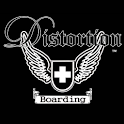 Distortion Boarding logo