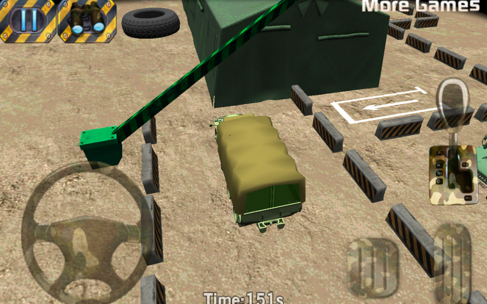 Army-parking-3D-Parking-game 10