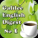 Galilee English Digest no1 icon